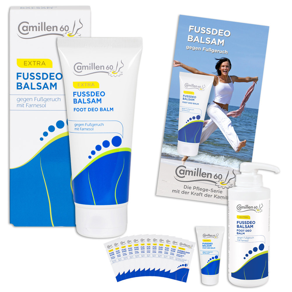FUSSDEO BALSAM-Paket