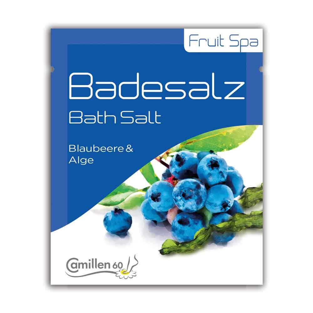 BADESALZ BLAUBEERE & ALGE 40 g