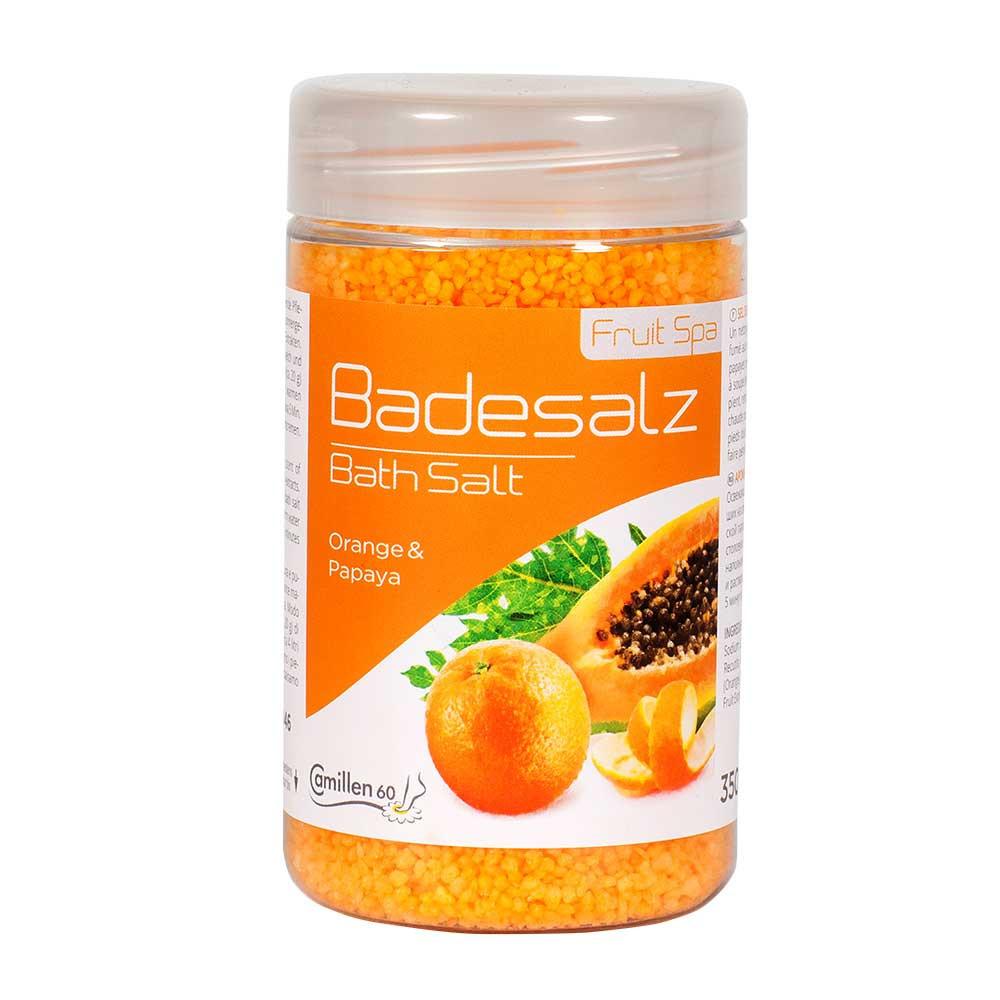 BADESALZ ORANGE & PAPAYA 350 g