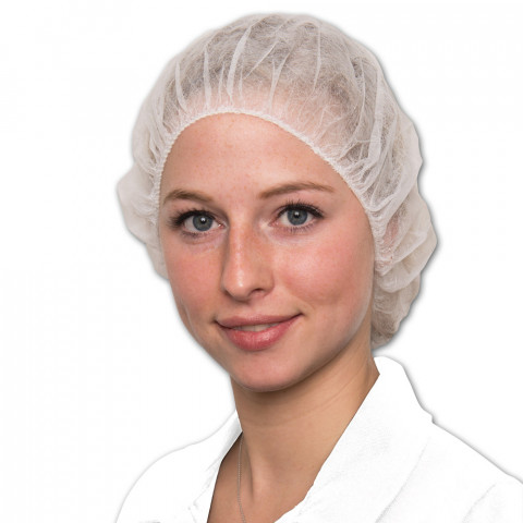 'Cosmetic bonnets 100 pieces'
