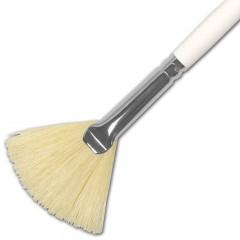 Fan Paintbrush 18 cm
