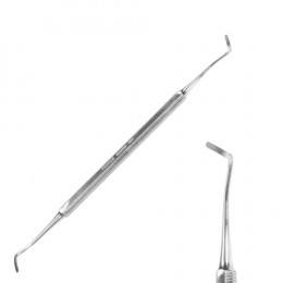 'PEDICE Scaler Double Ended 15 cm'
