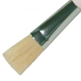 'Masks-wax paintbrush largely Natural bristles, 23 cm'