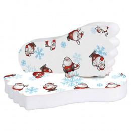 'Callus Cushion Santa'