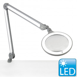 'iQ Magnifier LED lamp'