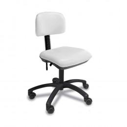 'Stuhl small ohne Armlehne, weiß'