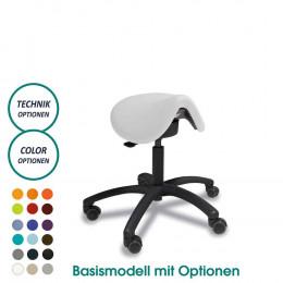 'Sattelsitz-Hocker small, Basismodell'