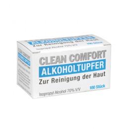 'Alkoholtupfer, 100 Stück'