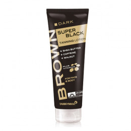'Super Black Tanning Lotion 125 ml'