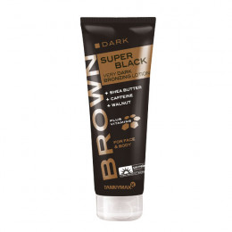 'Super Black Very Dark Bronzing Lotion 125 ml'