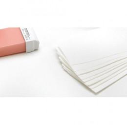 'Fleece strips 20 x 7 cm, 100 pieces, RAUE Premium'