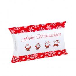 'Kissenschachteln Weihnachten, Motiv Santa / 12 Stück'
