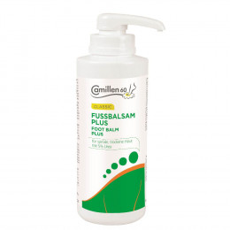 'FOOT BALM PLUS 500 ml - with pump'