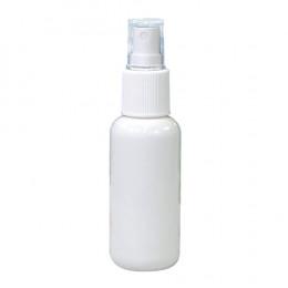 'Case bottle 100ml with spray pump'