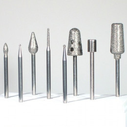 'Diamond-Burrs-Set DIABETIC'