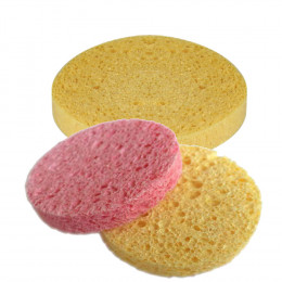 'Viscose sponges'