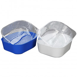 'Foot bathtub CLEAN plastic'