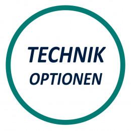 'Technik-Optionen für Gharieni-Liegen'