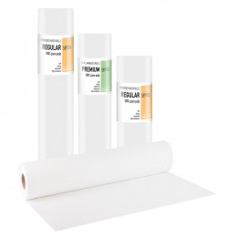 'Disposable Paper Rolls 2-ply, 50m'