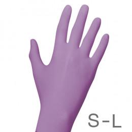'Nitril VIOLET Gloves, 100 pcs'