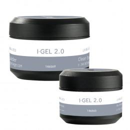 'Peggy Sage Clear UV&LED builder gel'
