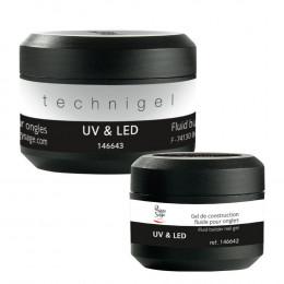 'Peggy Sage Flüssiges UV & LED Aufbaugel'
