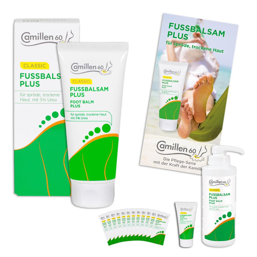 FUSSBALSAM PLUS-Paket