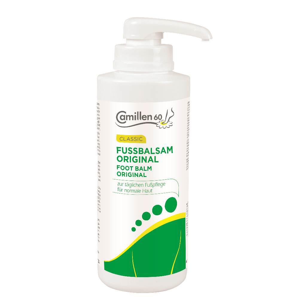 FOOT BALM ORIGINAL 500 ml - with pump